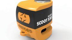 Oxford SCOOT – XA5 Alarm Disc Lock