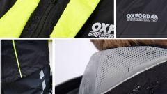 Oxford Stormseal, dettagli