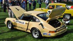 Pablo Escobar: la sua Porsche. Il posteriore