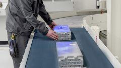 Pacchi batterie riciclati