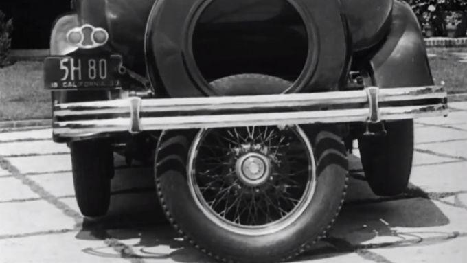 Packard Cavalier ''Self Parking''