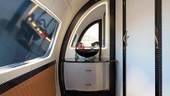 Pagani Airbus ACJ 319 Infinito: lavandino in carbonio