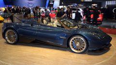 Pagani Huayra Roadster al Salone di Ginevra 2017
