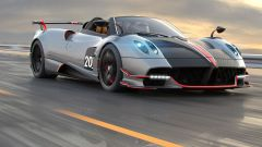 Pagani Huayra Roadster BC: il video del record a Spa
