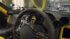 Pagani Huayra Roadster: finiture su misura
