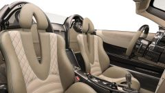 Pagani Huayra Roadster: i sedili in pelle