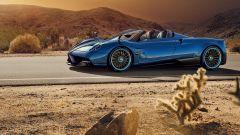 Pagani Huayra Roadster: la sportiva modenese perde il tetto e guadagna cavalli