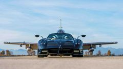 Pagani Huayra Tricolore, Roadster acrobatica. Hai 6 milioni? - Immagine: 3