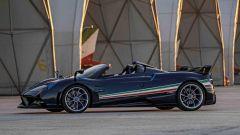 Pagani Huayra Tricolore, Roadster acrobatica. Hai 6 milioni? - Immagine: 5