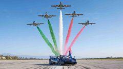 Pagani Huayra Tricolore, Roadster acrobatica. Hai 6 milioni? - Immagine: 6