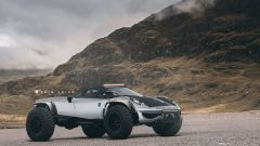 Pagani Huayra: sul web circolano le immagini di un (or)rendering offroad - Immagine: 1