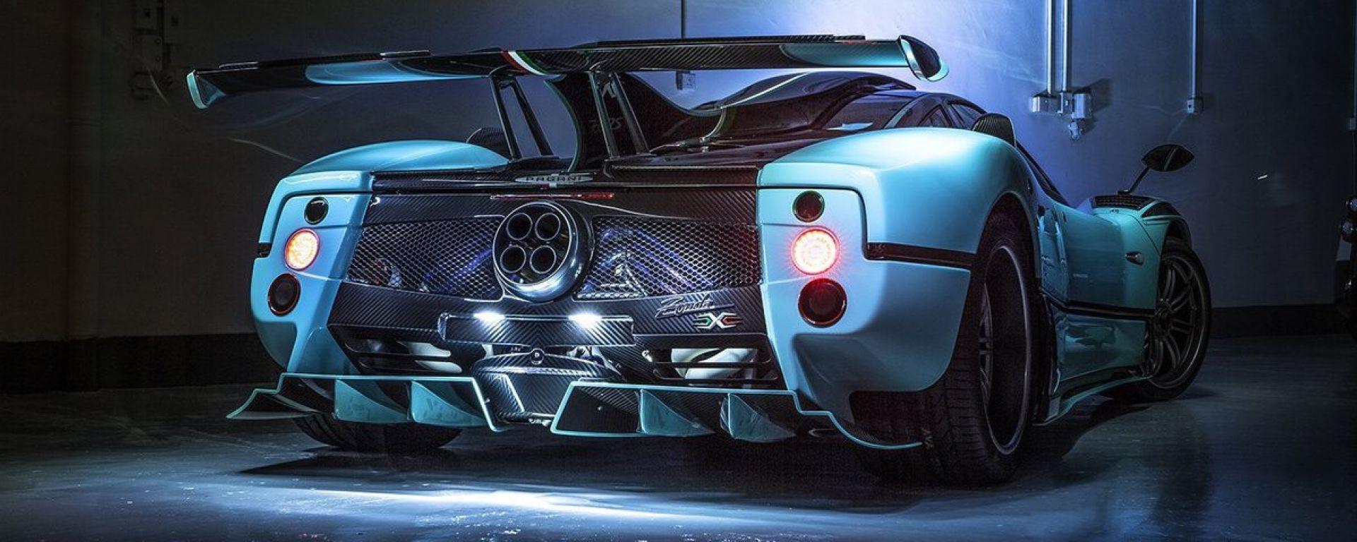 Pagani Zonda 760 RSJX