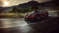 Pagani Zonda Fantasma EVO, fibra di carbonio e V12 AMG