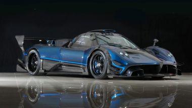 Pagani Zonda Revolucion all'asta: motore Mercedes-AMG V12 da 800 CV