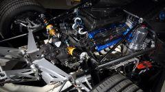 Pagani Zonda Revolucion all'asta: un dettaglio del motore posteriore