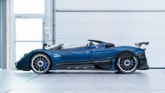 Pagani Zonda HP Barchetta: in video dal Salone di Ginevra 2018 - Immagine: 3