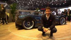 Pagani Zonda HP Barchetta: in video dal Salone di Ginevra 2018 - Immagine: 1