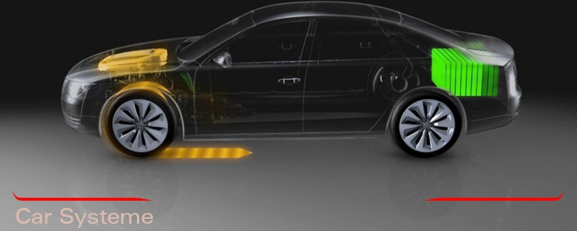Volkswagen, Audi e Porsche accusate di aver violato brevetti sulle auto ibride