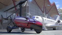 Pal-V Liberty: l'olandese volante plana a Ginevra [VIDEO] - Immagine: 5