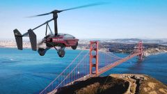 Pal-V Liberty: l'auto volante a Ginevra