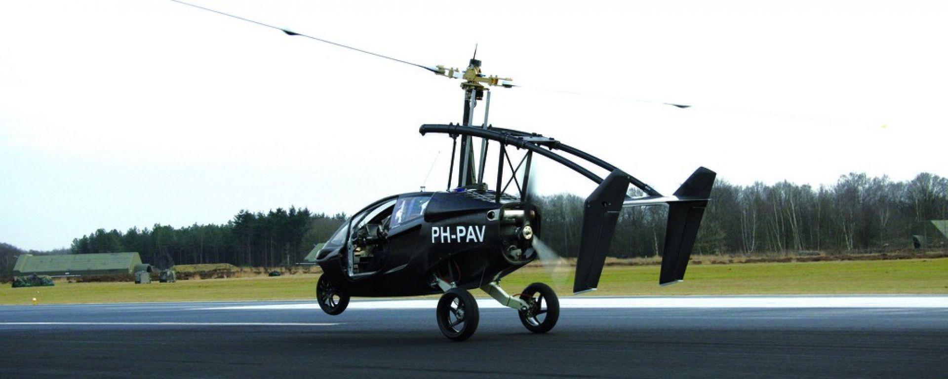 Pal-V One: quando l'auto fa girare le pale