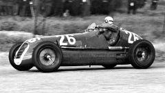 Palermo 23.5.1940 Targa Florio Maserati 4CL Gigi Villoresi