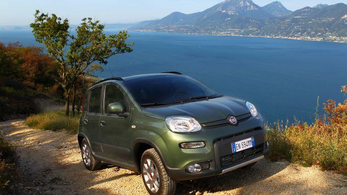 Immagine 33: Fiat Panda 4x4