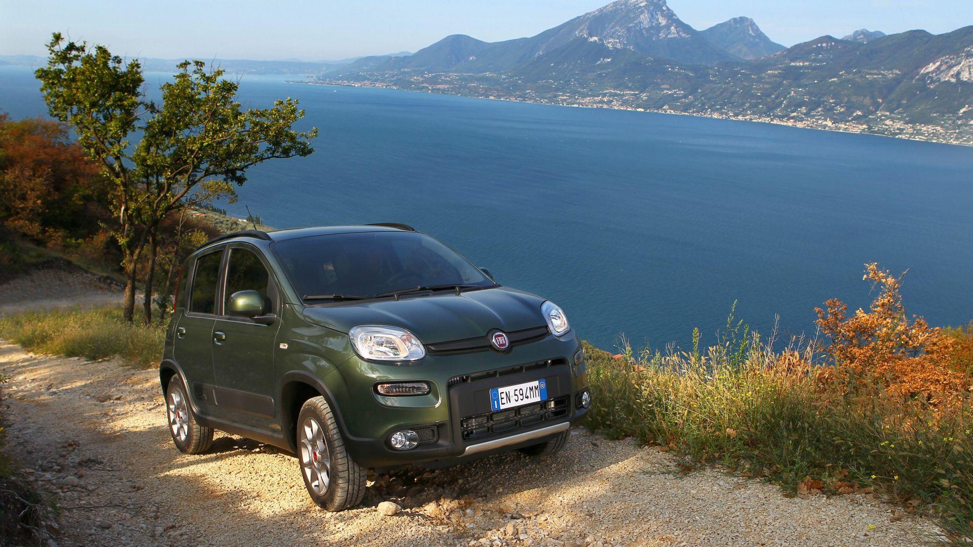Immagine 30: Fiat Panda 4x4