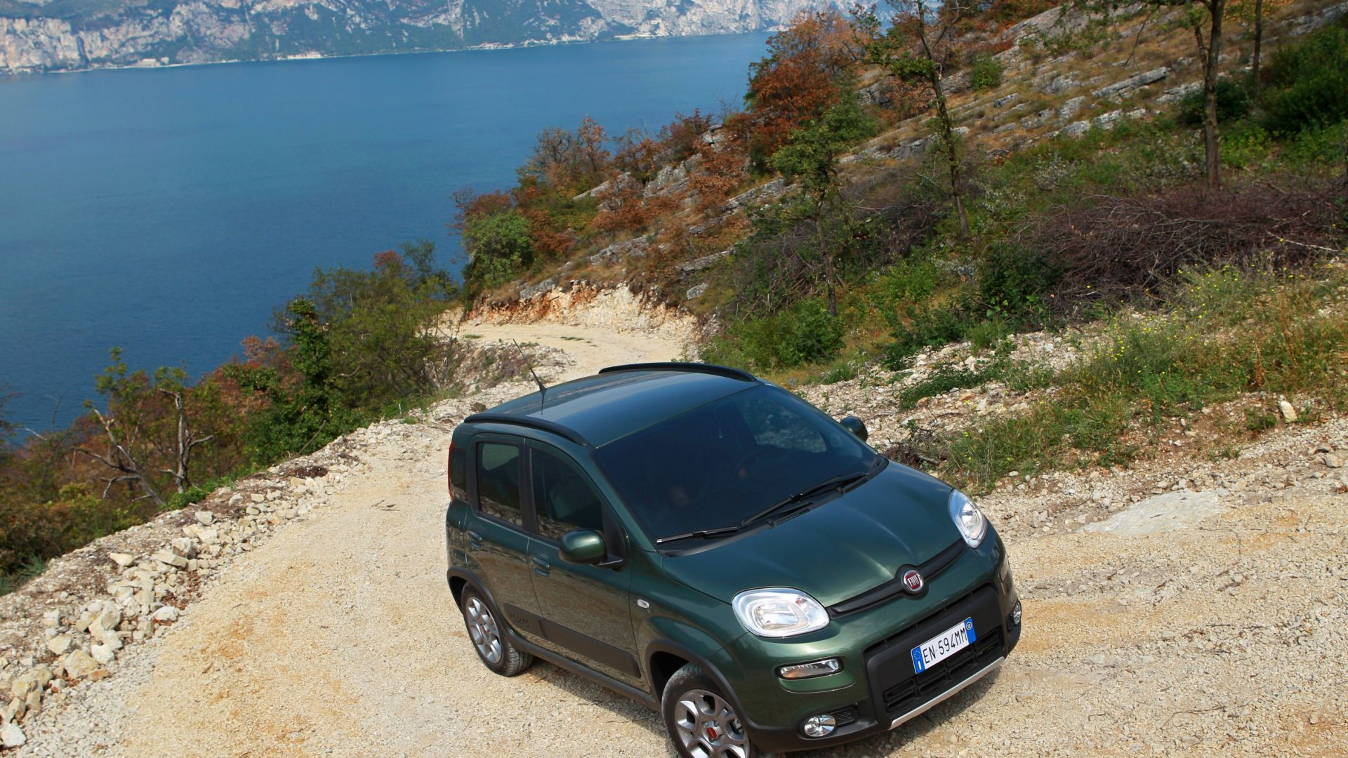 Immagine 13: Fiat Panda 4x4