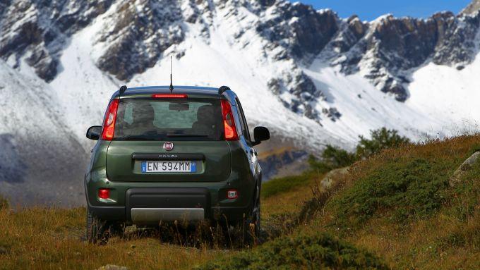 Immagine 11: Fiat Panda 4x4