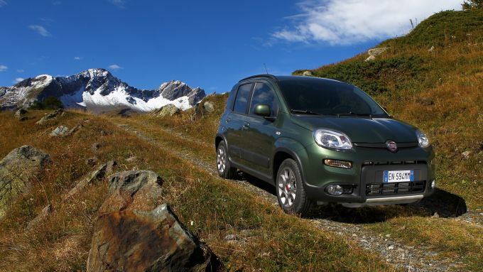 Immagine 2: Fiat Panda 4x4