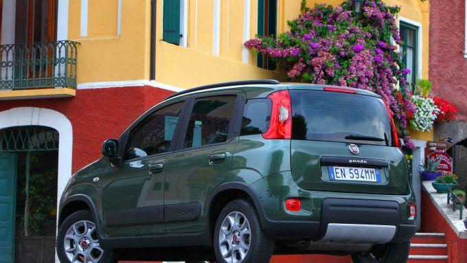 Immagine 27: Fiat Panda 4x4