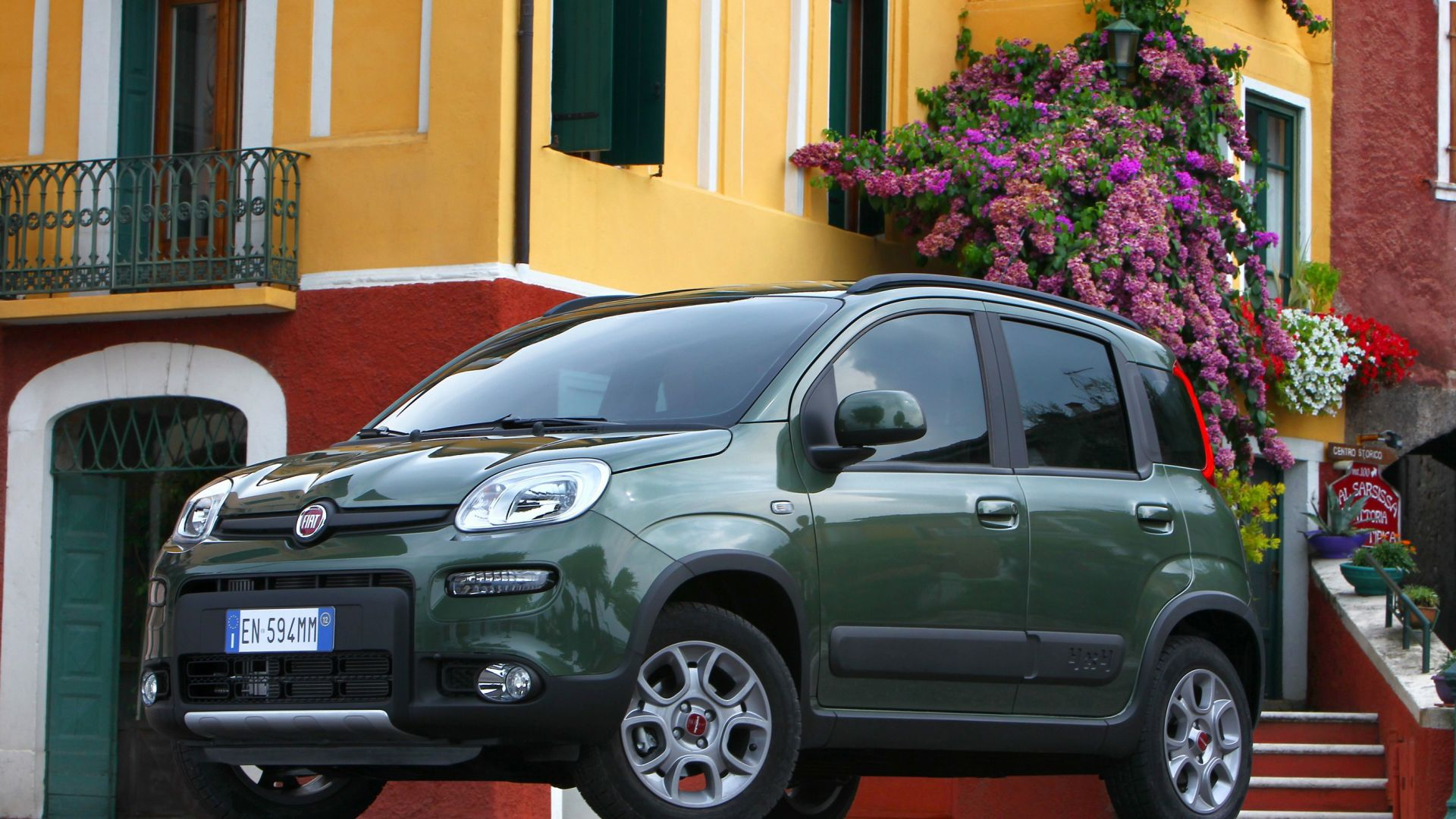 Immagine 23: Fiat Panda 4x4