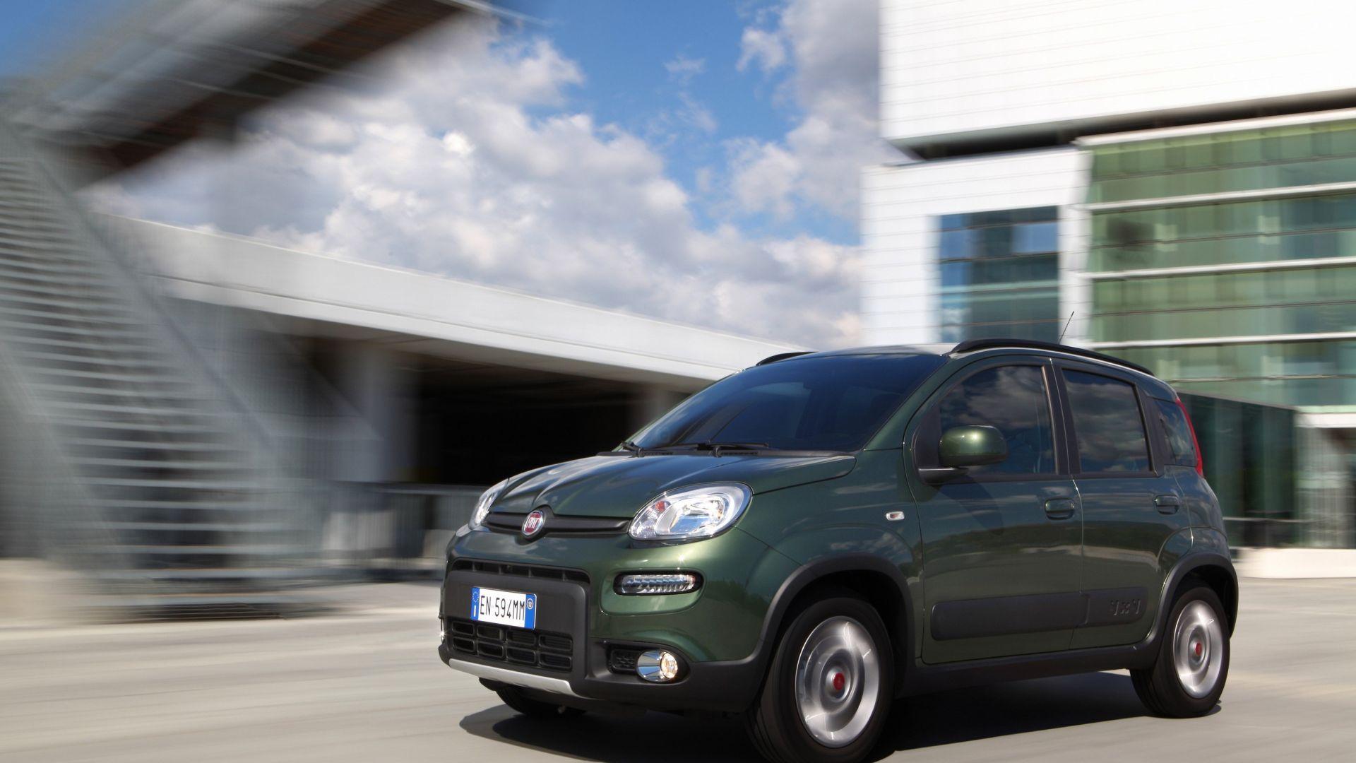 Immagine 31: Fiat Panda 4x4