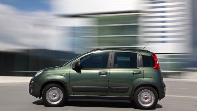Immagine 15: Fiat Panda 4x4