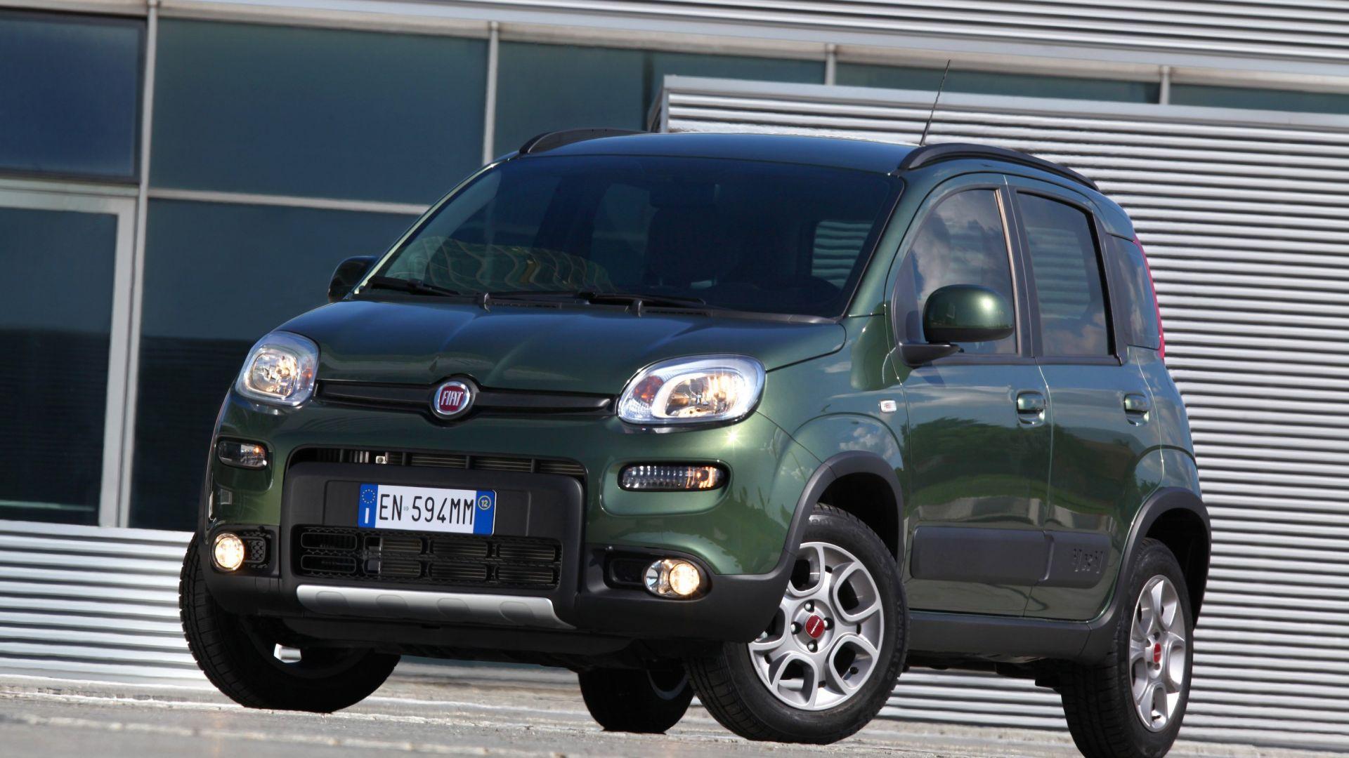 Immagine 17: Fiat Panda 4x4
