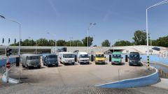 Panoramica dei veicoli commerciali Mercedes-Benz, dal 1955 a oggi