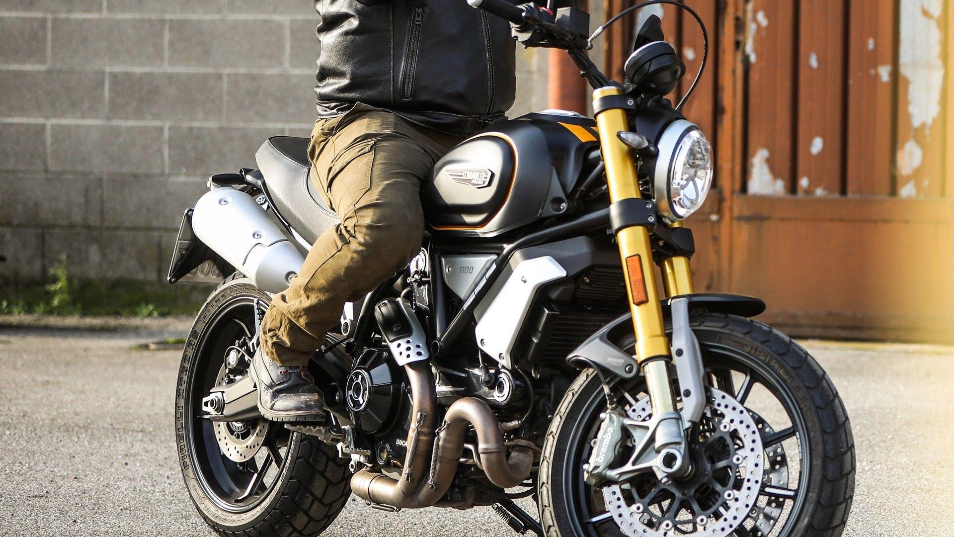 Ducati Scramnbler 1100 Sport