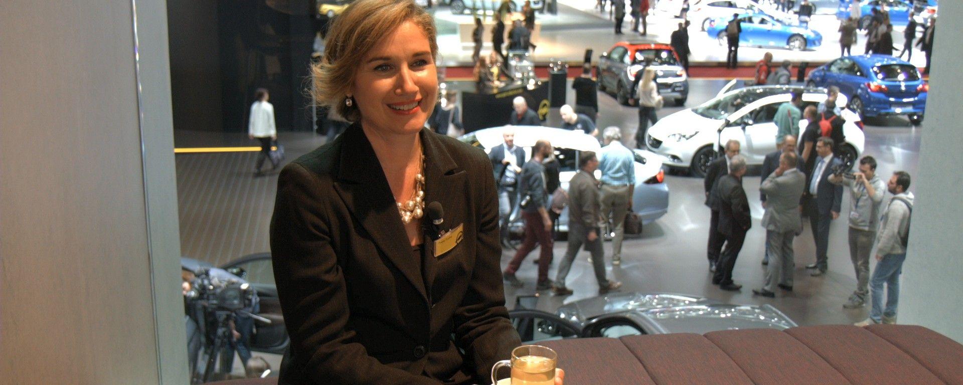 Paola Trotta, Direttore Commerciale Opel Italia