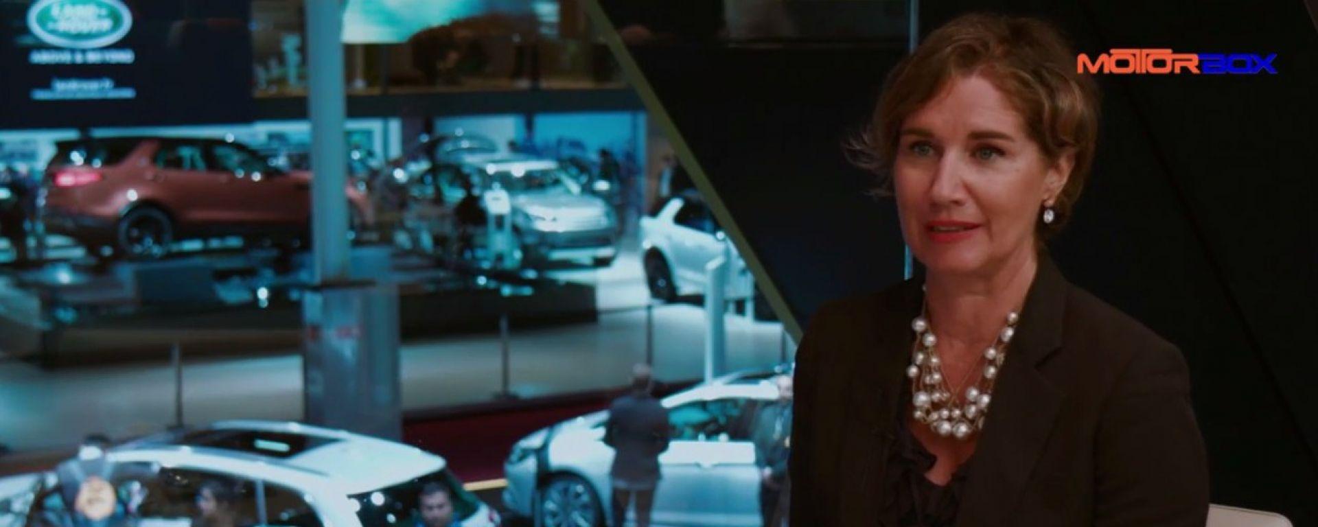 Paola Trotta, Direttore Comunicazione Opel Italia