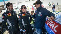 Paolo Andreucci - coach e motorsport ambassador Peugeot Italia