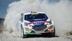 Paolo Andreucci e Anna Andreussi - Peugeot 208 T16 R5