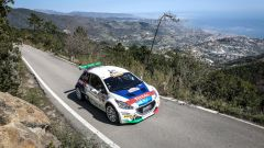 Paolo Andreucci e Anna Andreussi - Peugeot 208 T16 R5