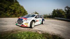 Paolo Andreucci e Anna Andreussi - Peugeot Sport Italia