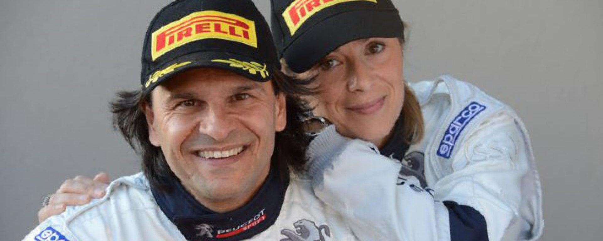 Paolo Andreucci e Anna Andreussi