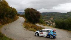 Paolo Andreucci e la sua Peugeot 208