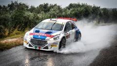 Paolo Andreucci - la Peugeot 208 T16