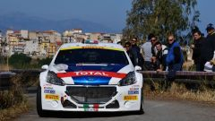 Paolo Andreucci, Peugeot 208 T16 - Rally Targa Florio 2016