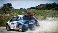 Paolo Andreucci - Peugeto 208 T16, Rally San Marino 2016