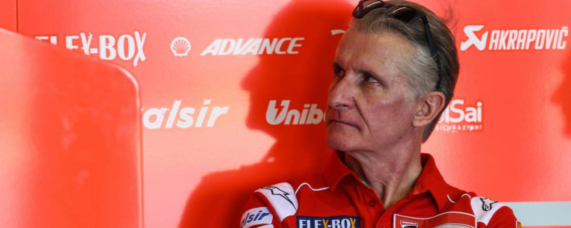 Paolo Ciabatti, direttore sportivo di Ducati Corse